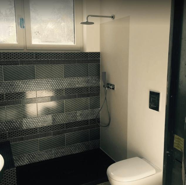 montaggio doccia bagno azienda idraulici palermo
