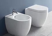 vaso wc appoggio filo muro