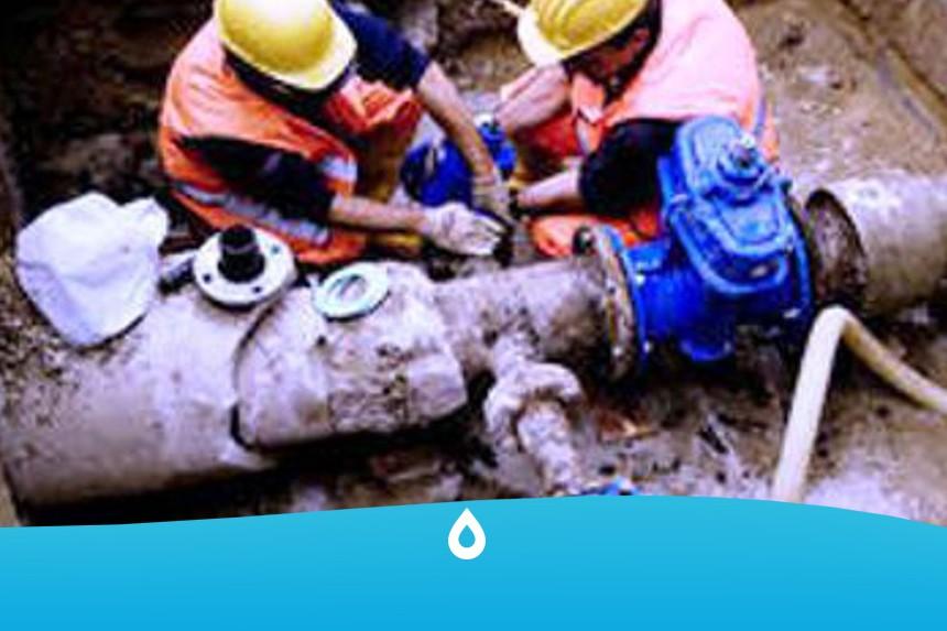 mancanza-acqua-palermo-rottura-tubo-acquedotto