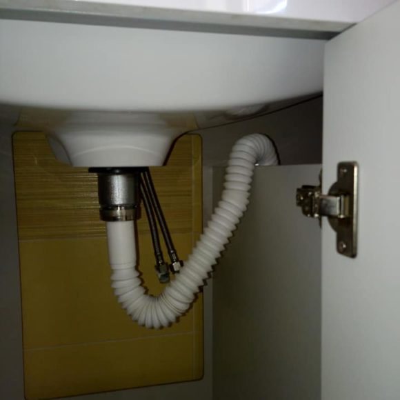 """""""Non mi funziona bene lo scarico lavabo"""""""