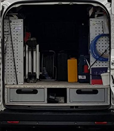 allestire-furgone