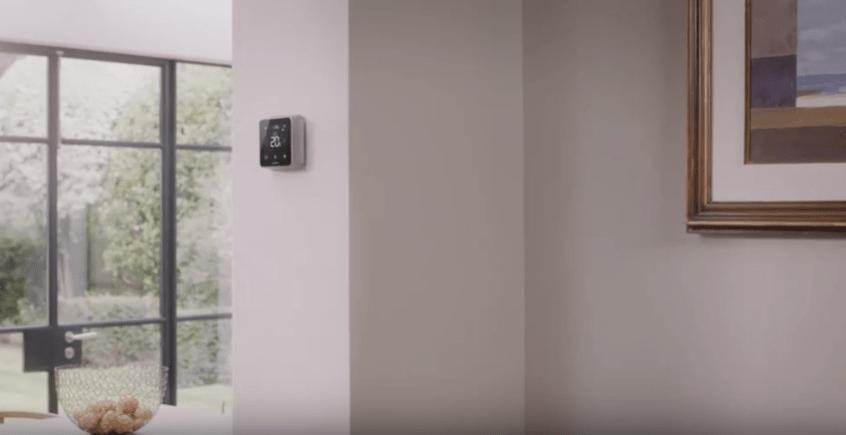 il miglior cronotermostato wi-fi si chiama t6 compatibile con ios e android