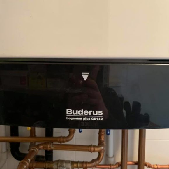 buderus errore a6 sul display