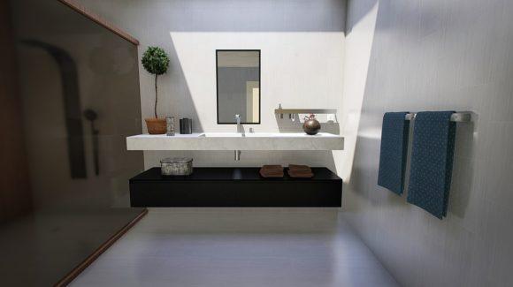 luci bagno