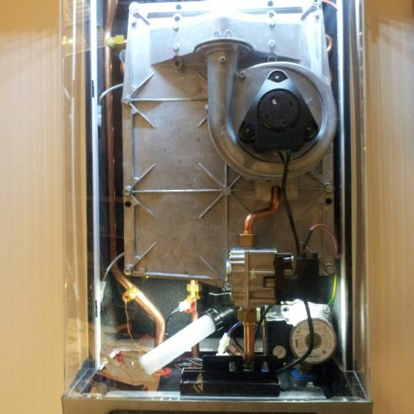 Intergas, caldaia a condensazione eccellente: zero problemi