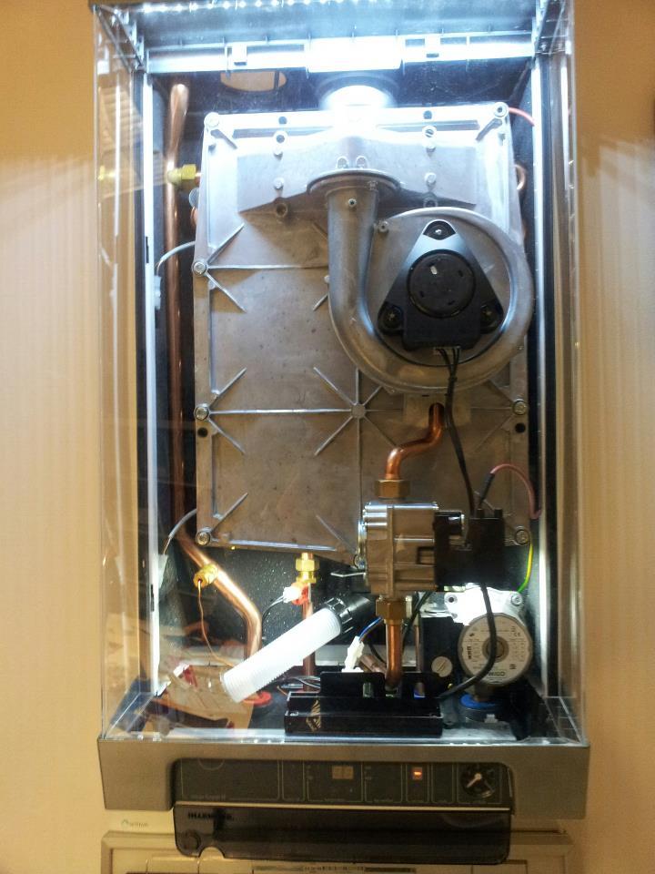 Intergas caldaia a condensazione olandese