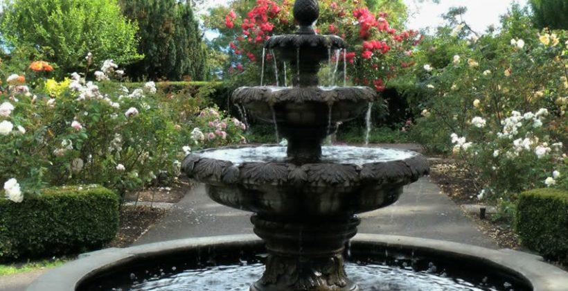 Guida all'installazione di una fontana in giardino
