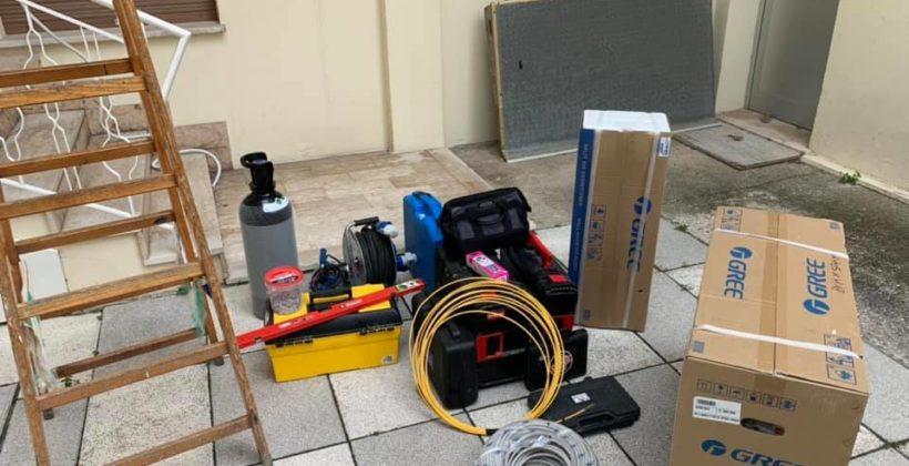 Sostituzione climatizzatore R410 con un R32: lavaggio tubazioni si o no?