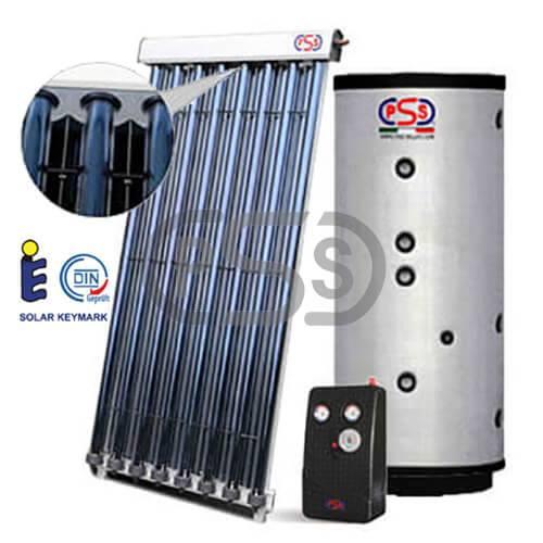 pannello solare circolazione forzata