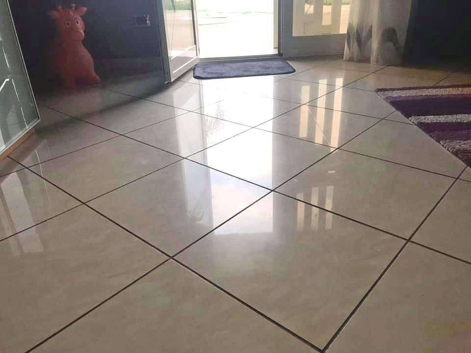 pavimento lucido