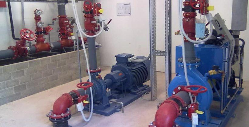 Sistema antincendio Sprinkler: cos'è e come funziona