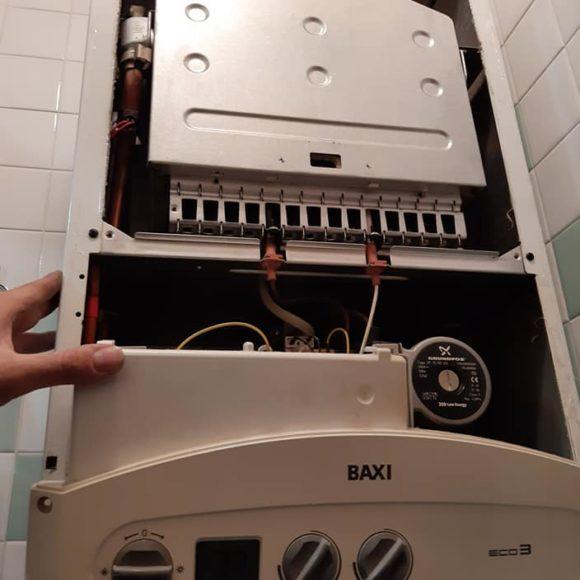 Errore E98 Caldaia Baxi: modello eco 3-240 FI