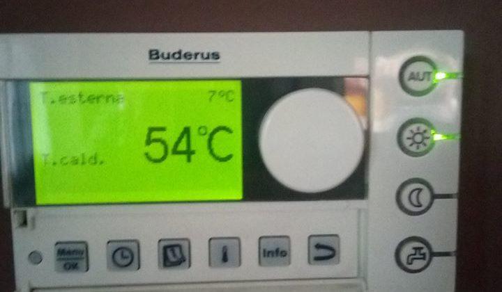 Termostato Buderus rc35: istruzioni per utilizzarlo