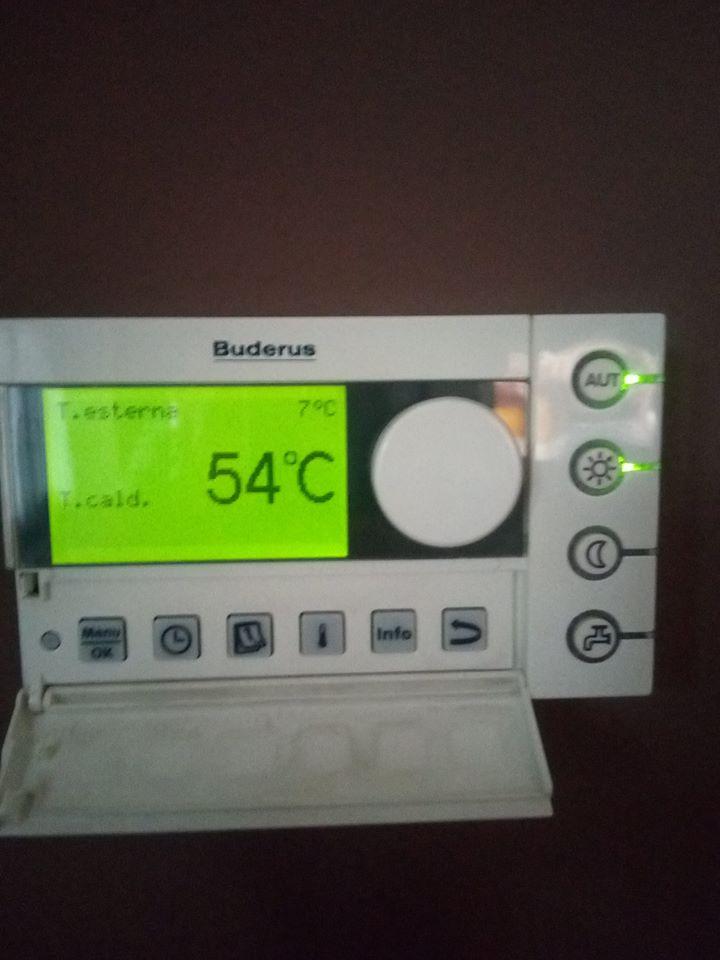 termostato buderus rc35